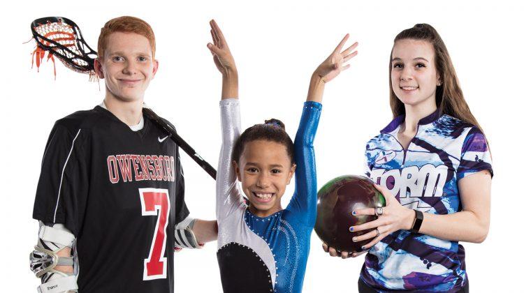 2017 Owensboro Parent Playbook Athletes