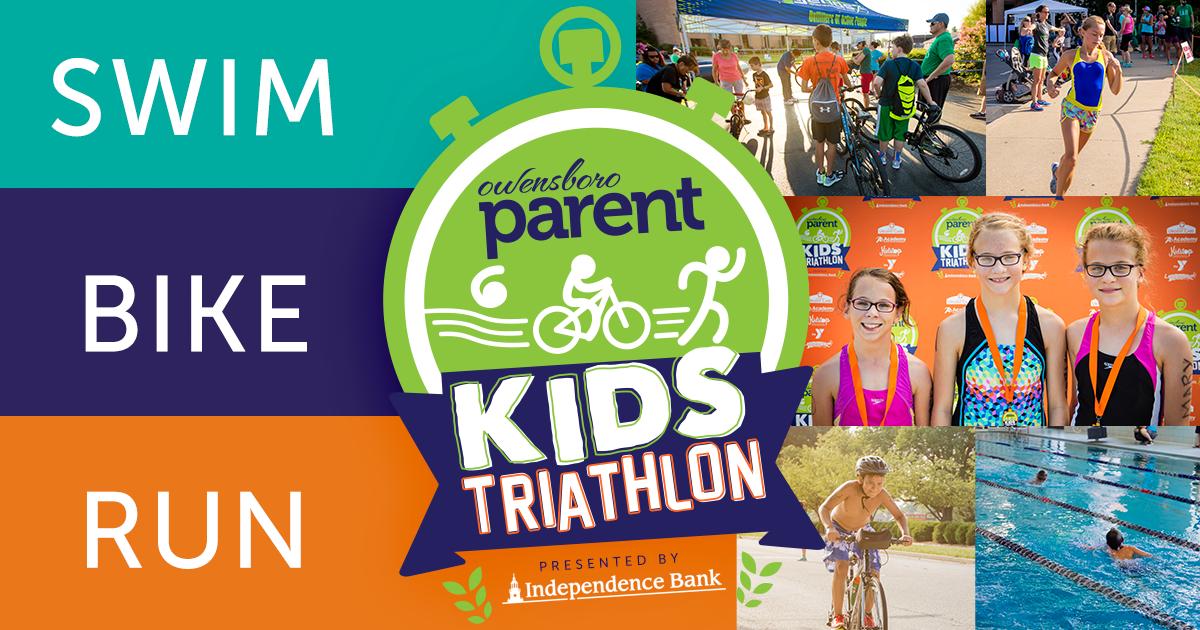 2017 Owensboro Parent Kids Triathlon
