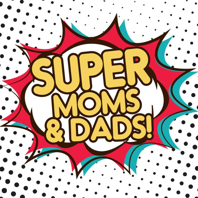 Super Mom & Dad Contest Winners