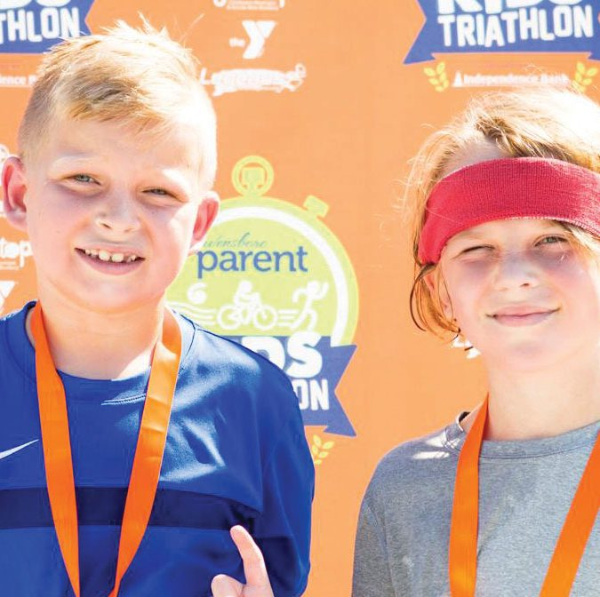 Owensboro Parent Kid's Triathlon