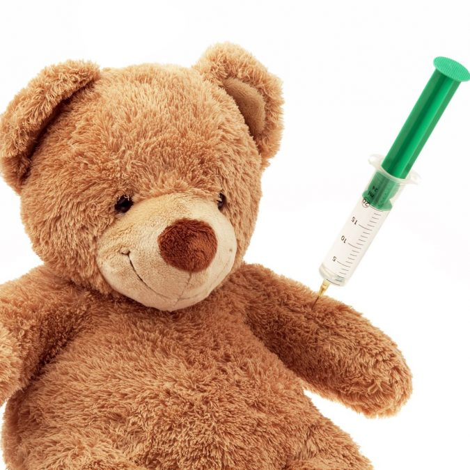 Never Fear! Tried & True Vaccines are Here!