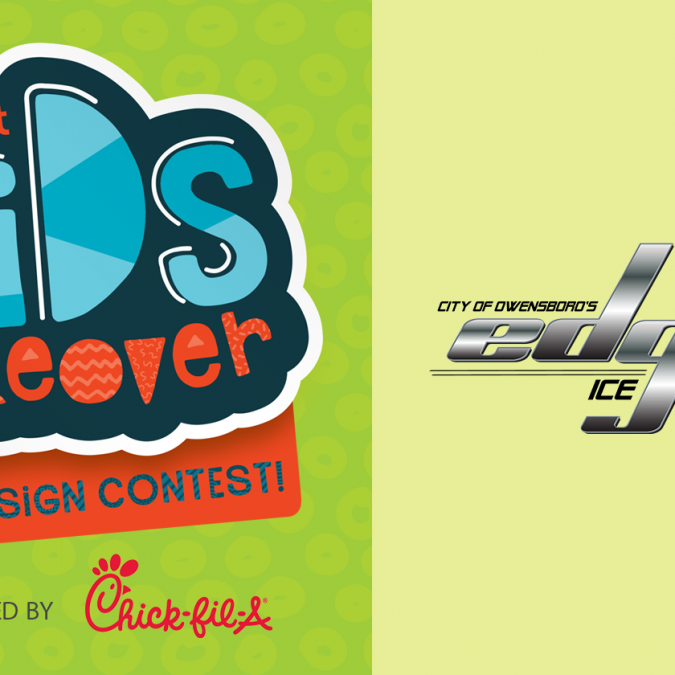 2018 Kid's Takeover Ad Design Contest – Edge Ice Center Ad Submissions